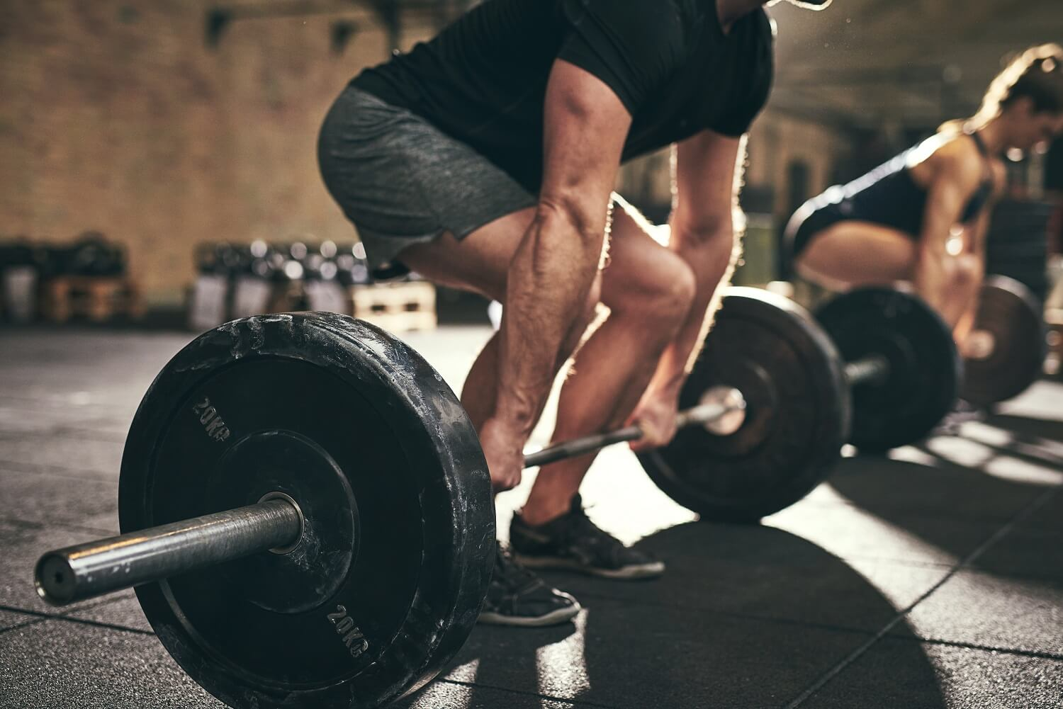 Lifting weights can reduce symptoms of depression